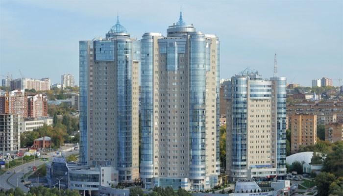 Высокое здание СПб