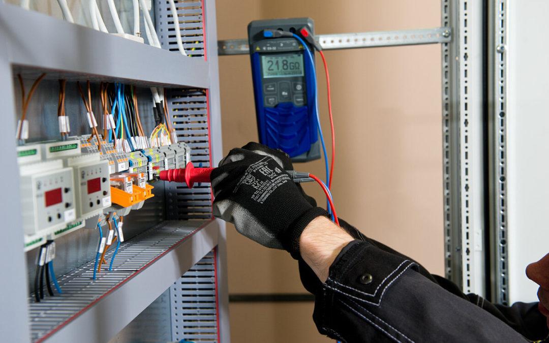 Услуги электролаборатории для промышленных зданий
